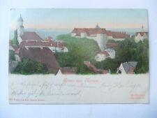 AK , Nossen, 1904