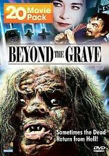 Beyond the Grave (4-Disc set) NEW-DVD. Horror