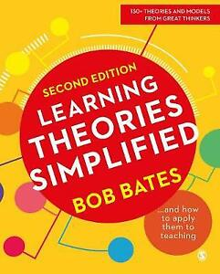 Learning Theories Simplified, Bob Bates,  Paperback