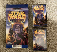 Star Wars Shadows of the Empire Audio Book 2 Cassettes 1996 Sci Fi Collectible