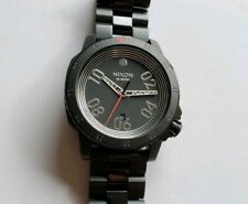 Nixon A506SW-2444 Star Wars Ranger Kylo Breclet  Watch With 43mm Black Face