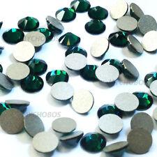 1440 Swarovski 2058 9ss crystal wholesale flatbacks nail art ss9 green EMERALD