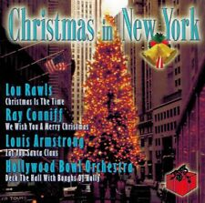 MUSIK-CD - Christmas In New York - Lou Rawls, Ray Conniff, Lozuis Armstrong u.a