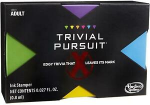Hasbro Trivial Pursuit X Adult Trivia Board Game B9011