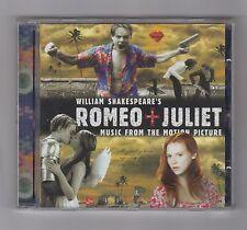 ROMEO + JULIET  =  {CD - OST}  =  RADIOHEAD GARBAGE STINA NORDENSTAM DES'REE  =