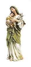 Statue Mary L'Innocence 6.25 inch Painted Resin Joseph Studio Saint Catholic