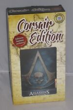 Assassins Creed IV Black Flag Corsair Edition Xbox 360 Limited Spyglass New Rare