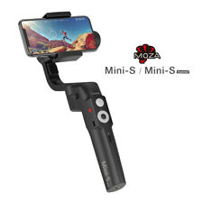 Moza Mini-S Essential Foldable Phone Gimbal For Smartphone iPhone Samsung Huawei