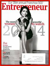 Entrepreneur - January 2014 Most Powerful Women to Watch + Success Traits - Nice
