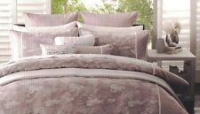1 PAIR LOGAN & MASON CAITLIN DUSK EUROPEAN CUSHION COVERS NEW