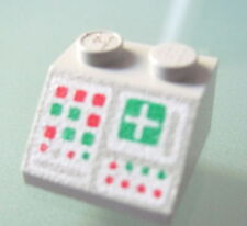 LEGO 3039p34 @@ Slope 45 2 x 2 Computer Panel Pattern @@ 920 924 928 6940 7745