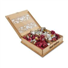 Dry Fruit Box Laser cut Home Decor Wedding Christmas Gift Beautiful Serving Tray