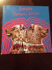 Formerly Extinct [Slipcase] by Rangda (CD, Promo, Drag City)
