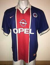 PSG- Home Shirt 1998-1999- NIKE