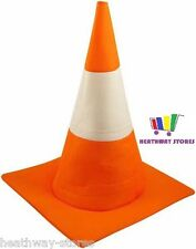 TRAFFIC Cone Chapeau Orange Road Stag Night Fancy Dress Costume Drôle Adultes Unisexe