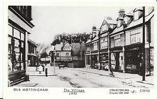 London Postcard - Old Mottingham - The Village c1910 - Ref BH2161
