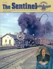 The Sentinel B&O Baltimore & Ohio V26 N2 Chicago Highball Radio Communications