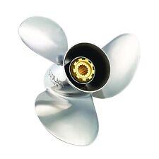 """SOLAS Prop Yamaha 14.75/"""" 17 Pitch 3 Blade LH 3552-148-17 Titan 3  LEFT"""