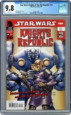 Star Wars Knights of the Old Republic #14 CGC 9.8 2007 3763717018