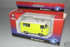 "Solido 1:50 2135 peugeot j9 van ""ambulance"" emballage d'origine (e9162)"