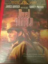 Duel at Diablo (DVD) James Garner, Sidney Poitier, Bill Travers, Bibi Andersson,