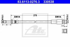 Bremsschlauch für Bremsanlage Hinterachse ATE 83.6113-0276.3