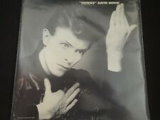 "David Bowie ""Heroes"" Original LP. 2nd pressing (AYL1-387) 1980. RARE !"