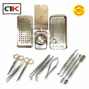 Dental PRF Box GRF System Platelet Rich Fibrin Set Implant Surgery Membrane Kit