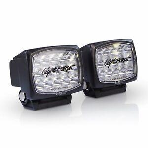 Lightforce Striker Professional Edition LED Driving Light - Twin Pack