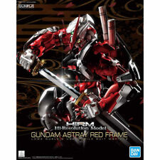 BANDAI High-Resolution Model 1/100 GUNDAM ASTRAY RED FRAME Model Kit SEED NEW