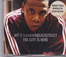 Jay Z feat Blackstreet-The City Is Mine cd maxi single