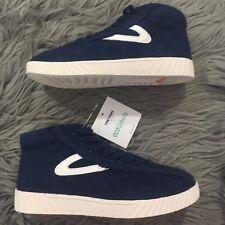 Brand New Tretorn x Andre 3000 Nylite Hi XAB2 Navy Blue Sneaker Women's Sz 6.5