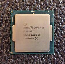 Intel i5 Core i5-6500T 2.50 GHz (Up To 3.10 GHz ) LGA1151 CPU Desktop Processor