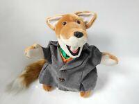 Basil Brush Plush Soft Plush Toy Talking Hasbro Fox 2001 Tested Working Rare