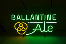 "New Ballantine Ale Beer Bar Neon Light Sign 24""x20"""