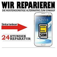 Samsung N7100 Note2 SIM-Kartenleser Reparatur ORGINAL teil mit Finaletest HSW24