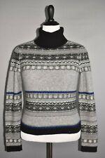 THEORY $375 Jana Cashmere Long Sleeve Turtleneck Sweater Large
