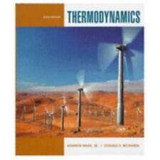 Thermodynamics by EMSWILER, J.E.