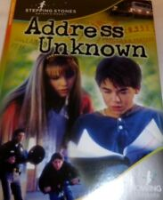 Address Unknown (DVD) Feature Films for Families 1996 STEPPING STONES/SLEEVE #47