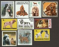 English Cocker Spaniel * Int'l Dog Stamp Art Collection* Great Gift Idea*