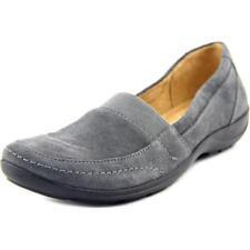 Zapatos planos de mujer Naturalizer color principal gris de ante
