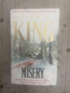 MISERY - Stephen King - Book