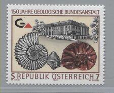 Österreich Austria 2298 150 J. Geologische Bundesanstalt - Fossilien, 1999 **