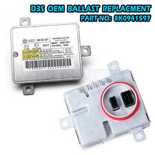 * AUDI OEM BALLAST D3S REPLACEMENT HID CONTROL UNIT VW 8K0941597 B MITSUBISHI