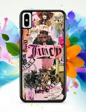 New Juicy Couture Fashion Case Cover For iPhone X