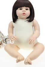 Reborn Baby Dolls Cloth Body fit 26 in Arianna Baby Doll Kits Accessories