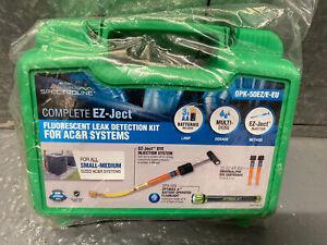 Spectroline Ez-Ject Complete Leak Detection Kit