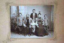 Mährisch Schönberg - Rössler-Foto -Familien-Foto -Kind m. Matrosenanzug  191.3.1