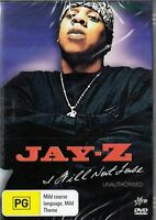 JAY-Z I WILL NOT LOSE - UNAUTHORISED - NEW & SEALED REGION 4 DVD