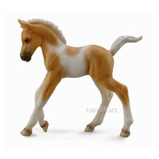CollectA 88668 Walking Palomino Pinto Foal Horse Model Toy - NIP